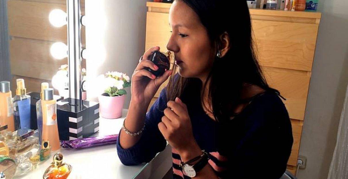 Mi colección de perfumes (vídeo)