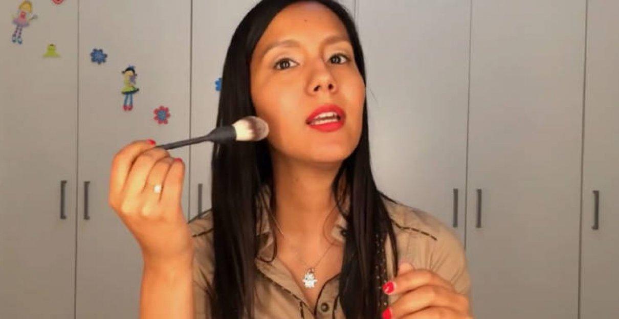 Últimas compras de maquillaje (vídeo)