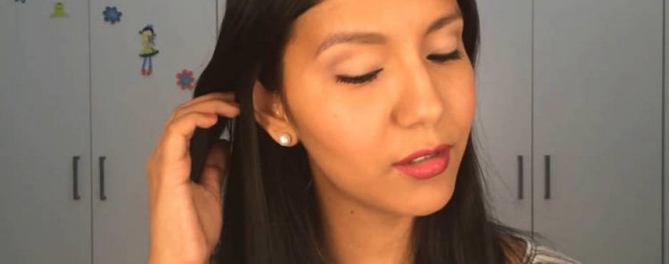 Maquillaje con la paleta Matte Eye de Too Faced (vídeo)