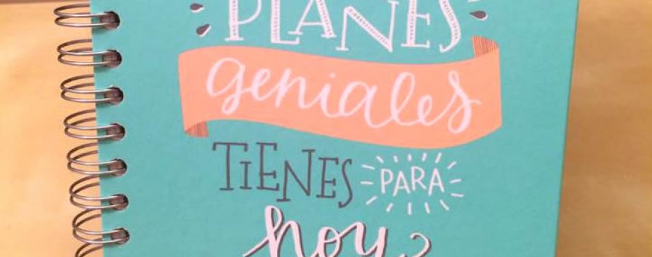 Review de la Agenda Mr Wonderful 2015/2016 (vídeo)