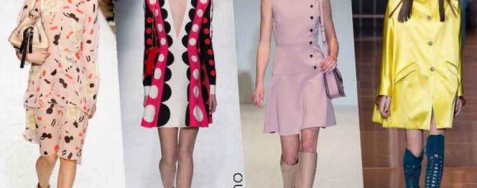 Avance de tendencias de moda para este otoño 2015