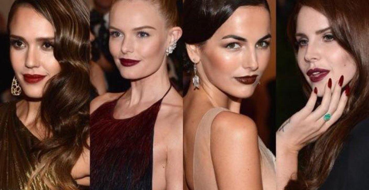 Tendencias de maquillaje para la temporada otoño 2015