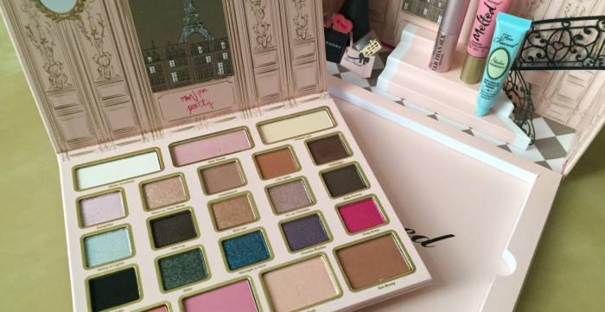 Review de la paleta Le Grand Palais de Too Faced (vídeo)